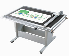 Graphtec FC2250 Flatbed Cutting Plotter Table For Gerber Cutter