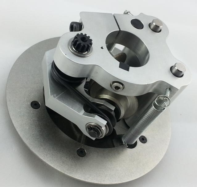 Grinding Wheel Assembly For Gerber Cutter Parts