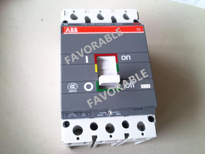 CKT BRKR ABB S3N150TW 150A 600V 3POL Especially Suitable For GT5250 Spare Parts 304500130
