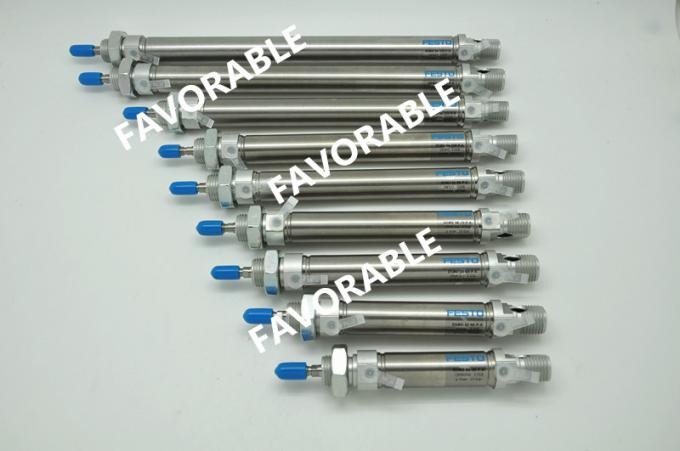 Double Acting Jack Cylinders Head Pneumatic Cylinders For VT5000 Auto Cutter