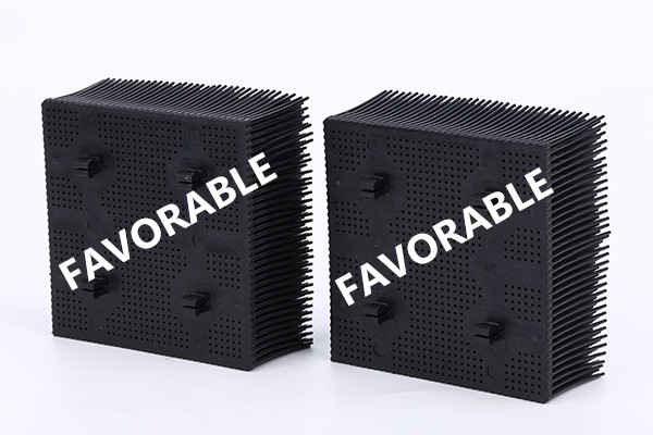 OEM China Made Nylon Bristles Square Foot  Suitable For  GT7250 Cutter Machine