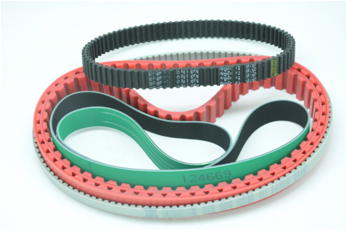 106642 SYNCHROFLEX GERMANY 6AT2.5/265 Timing Belt Suitable For Q25 FX Auto Cutter