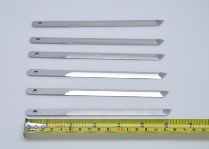 KF0725 2.5H3 162 * 8 * 2.5mm Cutter Accessories Knife Blades Suitable For Yin Machine