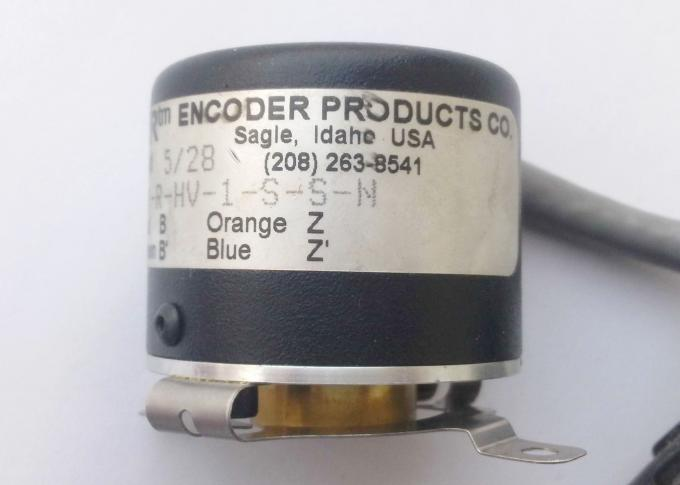 Encoder Ass , 52/72 X-AXIS Accu-Coder 755A-02-S-2000-R-HV-1-S-S-N Especially Suitable For GT5250 79097000