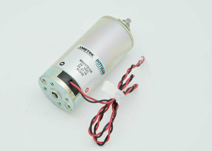 Ametek ,Pittman Motor , Cutting Motor With Shaft M9237s106 Especially Suitable For Spreader Parts 035-728-001