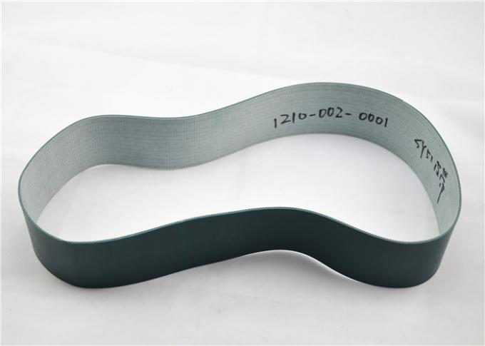 1210-002-0001 Green Cradle Belt 880x60 E120-2 Especially Suitable For  Spreader Sy101 / Xls50 / SY51