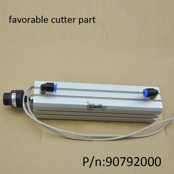 Pneumatic Cylinder Modified Smc Especially Suitable For Gerber Cutter Xlc7000 / Z7 90792000