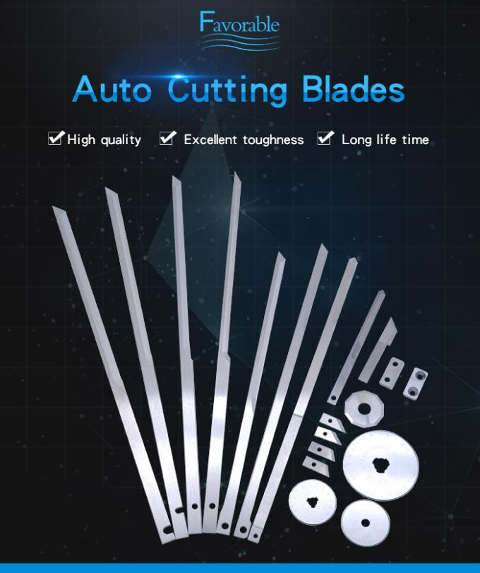 21261011 M2 45 Degrees Cutter Knife Blades Alloyed Steel For GT7250 GT5250