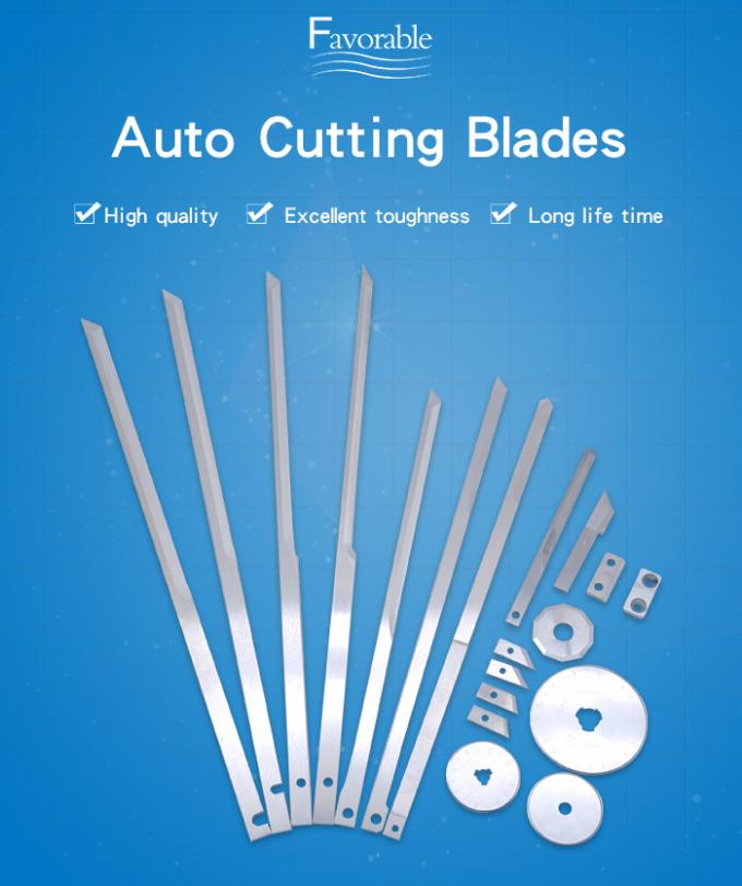 Cutter Parts Knife Blades Used For Cutter Machines Textile Machine Sewing Parts