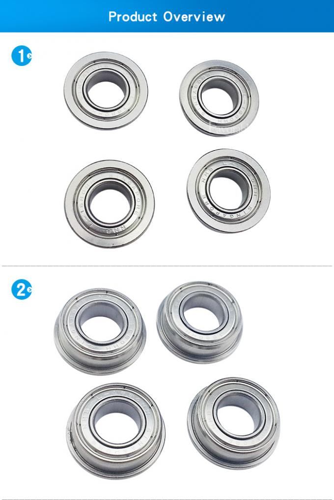 Bearing Ball DBL SHLD & FLGD Suitable For Cutter XLC7000 GT7250 153500224