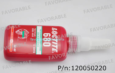 China ADH LOCTITE 680 LOCTITE #68035 (50ml)  For Auto Cutter GT7250 Cutter Machine Parts 120050220 supplier
