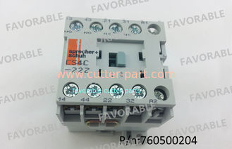 China Sprecher+Schun CS4C-22Z 4 POLE 2NO Industrial Control Relay For Cutter GT7250 Auto Cutter Parts supplier