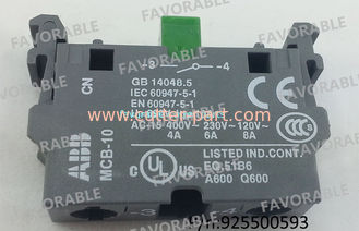 China Abb Switch Cbk-Cb10 Contact Block  For Gerber Cutter Gtxl GT5250 925500593 supplier