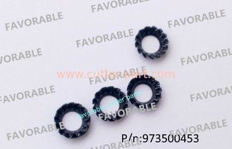 China M4 Washer C'sunk Ext Tooth Lock Suitable For Gerber Cutter Xlc7000 / Z7 973500453 supplier