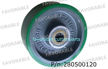 China Hamilton Caster Wheels W-880-D Suitable For Cutter Xlc7000 / Z7 Parts No:280500120 supplier