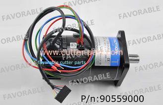 China 200W Sanyo Denki Dc Motors C-Axis Motor Suitable For Gerber Cutter 90559000 supplier