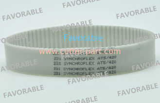 China 25mm Width Bele Synchroflex At5 / 420 , Especially Suitable For Lectra Cutting Machine Parts supplier