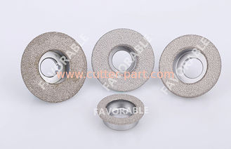 China 60 Grit 80 Grit Carborundum made Grinding Stone Wheel Sharpener Assy For Cutter Machine Textile Machine supplier