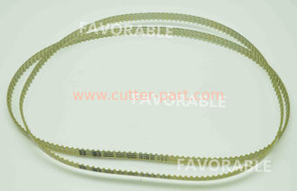 China 061161 Plastic Toothed Pulley Belt 10 T5 / 725 Used For Bullmer Cutter Machine supplier