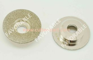 China PGM Cutter Machine Grinding Wheel , Auto Cutting Machine Carborundum Grind Stone Wheel supplier