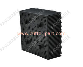 China OEM China Made Nylon Bristles Square Foot  Suitable For  GT7250 Cutter Machine supplier