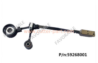 China Articulated Knife Drive Linkage Assembly (7/8) Suitable For Gerber Gt7250 S-93-7 Cutter Part Number 59268001 supplier