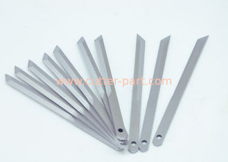 China Auto Bullmer Cutter Parts Cutting Knife Blade With High Speed Steel M2 supplier