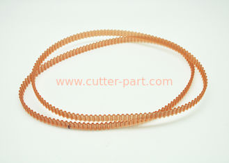China Topcut Bullmer Cutter Parts Pu / Rubber Bando Toothed Belt Dt5-590-10 065748 supplier