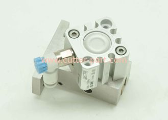 China Auto Cutter Plotter Parts Air Cylinder Smc , Clutch Assy Sharpener , W / Flow Cntrl 90721002 supplier