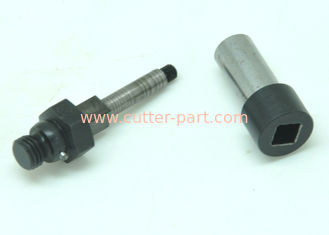 China Wheel Grinding Shaft Topcut Bullmer Cutter Parts , Textile Spare Parts Pn105950 supplier