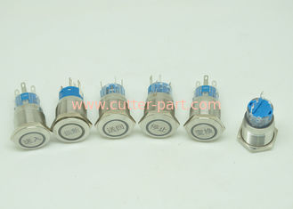 China Metal Switch Button Cutter Parts Suitable For ALL YIN Auto Cutter Machine supplier
