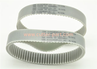China 108687 Vector Cutter Parts Grey Synchroflex Timing Drive Belt 25AT5/375 supplier