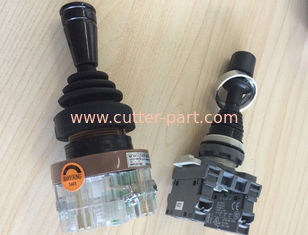 China FOR YIN AUTO Cutting Machine Parts LES-02-1 Mono Lever Switch 3A 250V AC 2A supplier