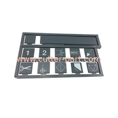 China Storm Interface Keyboard Silkscreen 700 Series Especially Suitable For Gerber Cutter Gtxl 75709001 supplier