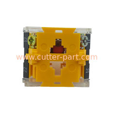 China Especially Suitable For GT5250 Spare Part EAO 704 Series Block , Switches 925500566 supplier