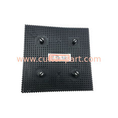 "China Bristle 1.6"" ROUND FOOT - Black , PP / NYLON For Gerber GT5250 GT7250 parts 92910001 supplier"