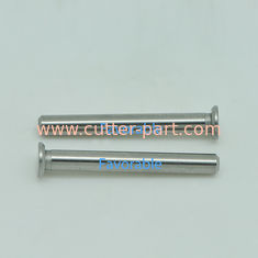 China Metal Stainless Steel Lower Roller Axis Suitable For Lectra Cutter VT5000 supplier