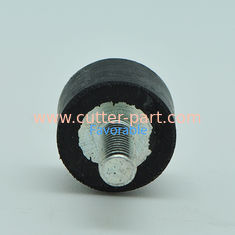 China Black Cylindrical Bumper Suitable For Lectra Cutting Machine Parts VT5000 supplier