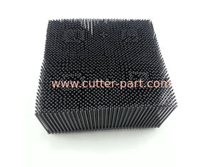 "China BRISTLE 1.6"" POLY - ROUND FOOT - Black PP / NYLON For GERBER 92910001 supplier"