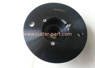 China Crank Housing Assembly Drvn Plly / Flywh Assy For Auto Sewing Cutter Gt7250 S-93-7 61537000 supplier