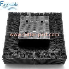 China Plastic Nylon Bristles Square Foot Suitable For XLC7000 Cutter Machine 92911001 supplier