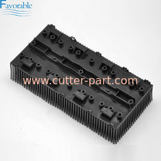 China 131241 Small Black Nylon Bristle Block Used For FX Q25 Cutter Machine supplier