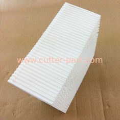 China Auto Cutter Machine Round Foot Nylon Bristles White Color For XLC7000 Cutter Part  92911002 supplier