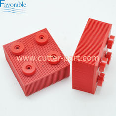 China Nylon Bristles Blocks For Cutter Machine Vector  Vt5000 Vt7000 , Pn 130297/702583 supplier