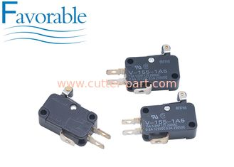China Plastic Material MSW Micro Switch V - 155 For Oshima Auto Spreader Machine supplier