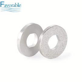 China Gerber Paragon Cutter Grinding Stone Wheel 80 Grit 35mm Magnetic 1011066000 supplier