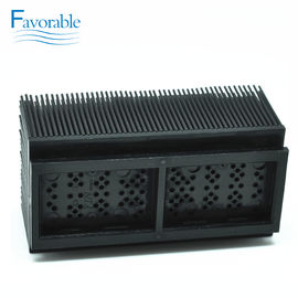 China Black Nylon Bristle Brushes Suitable For YIN Auto Cutter Machine supplier