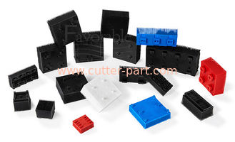 China Nylon Poly Bristle Brushes Bristle Blocks Used For Garment Textile Cutter Machines supplier