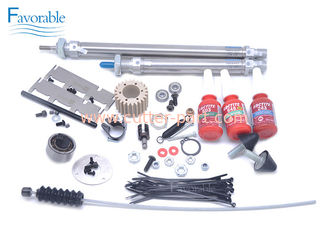 China Maintenance Kits MTK Spare Parts Cutter Parts For Auto Cutter Machine supplier
