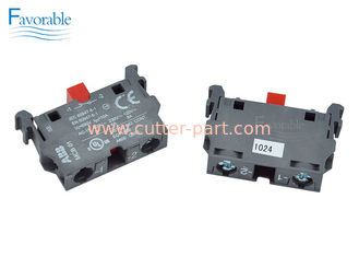 China 925500594 Switch Mcb01 Nc Contact Block For GT5250 S5200 Cutter Parts supplier